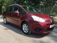 Citroen C4 Picasso VTR Plus 1.6 HDi Automatic DIESEL SEMIAUTOMATIC 2007/A