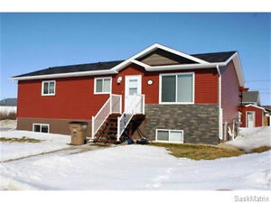 Newly Constructed Home For Sale in Melfort!