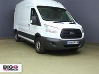 2015 FORD TRANSIT 350 TDCI 125 L3 H3 FRIDGE LWB HIGH ROOF WITH OVERNIGHT INSULAT
