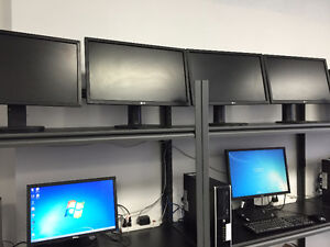 """SHERWOOD PARK 19"""" 20"""" 22"""" 24"""" LCD MONITOR FOR SALE Strathcona County Edmonton Area image 2"""