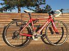 Bianchi Via Nirone 7 road bike! Carbon fork!