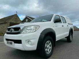 image for 2011 Toyota Hilux 2011 TOYOTA HILUX 2.5 D-4D HL2 DOUBLE CAB 4WD PICK UP Diesel M