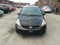 2008 Honda Fit DX Hatchback-Warranty & winter tires included