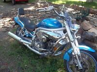 Hyosung Aquila GV650 Motorcycle For Sale (New Price!) (Masstown)