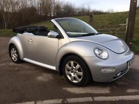 2004/04 Volkswagen Beetle 1.8T Convertible