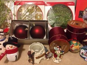 Christmas ornaments- snowman - lot Cambridge Kitchener Area image 3