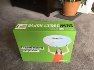 SHAW HDMI 630 PVR LIKE NEW IN BOX