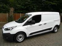 2014 64 REG Ford Transit Connect 1.6 TDCi 75ps LWB - DIESEL