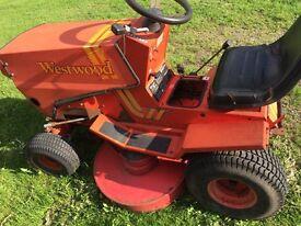 Ride on mower - spare or repair