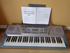 Keyboard – an excellent gift for Christmas