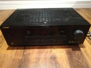 Yamaha AV Amplifier