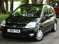 Ford Fiesta 1.6 Automatic Ghia**LOW MILEAGE - 58,000 MILES**TOP OF THE RANGE**