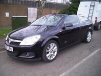 2007 Vauxhall Astra 1.8 i Design Twin Top 2dr