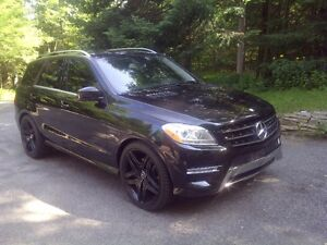 2012 Mercedes ML350 AMG PACKAGE AIR SUSPENSION