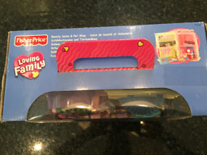 Fisher-Price Loving Family Sweet Streets - Playsets - Multiple