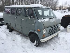 1969 Ford Econoline 100  parts or project