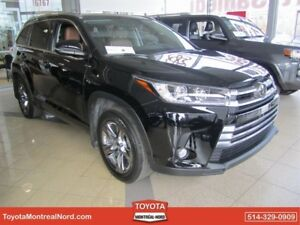 Toyota Highlander AWD  Limited (DEMO) 2017