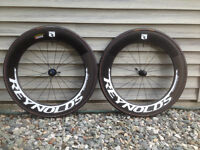 2012 Reynolds Eighty One Carbon Tubular Wheelset-PRICED TO SELL