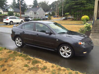 Mazda3 Sport GT *Fully Loaded* Heated Leather Seats, Low Kms ...