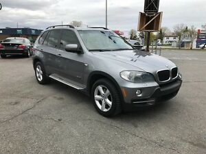 BMW X5 3.0SI-AWD-7 PASSAGERS-CUIR-TOIT 2007