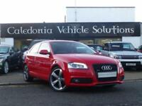 2012 12 AUDI A3 2.0 TDI S LINE SPECIAL EDITION 3D AUTO 138 BHP DIESEL
