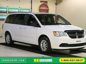 2013 Dodge GR Caravan SE STOW AND GO DOUBLE A/C MAGS