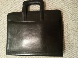 Genuine Leather - Briefcase / Binder