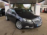 2010 Vauxhall Insignia 2.0 CDTi 16v Elite 5dr ESTATE in GREY
