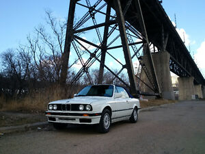 1991 BMW 3-Series 318iC Convertible