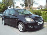 bdc7397543ae52 FORD FIESTA 1.4 TDCI 2007 GHIA COMPLETE WITH M.O.T HPI CLEAR INC WARRANTY