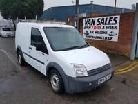 Ford Transit Connect 1.8TDCi ( 90PS ) Euro IV T200 SWB L