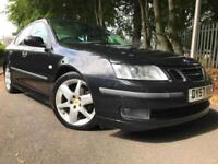 *3 MTHS WARRANTY*2007*(57)SAAB 9-3 2.0 TURBO AUTO VECTOR SPORT WITH 81K*