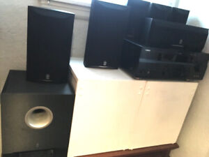 Yamaha Surround Sound Home Theatre