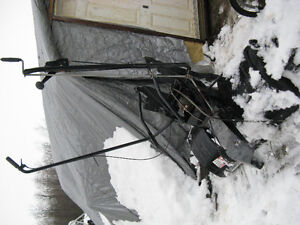 Snowblower attachment Kitchener / Waterloo Kitchener Area image 1