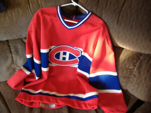 Montreal Canadiens hockey jersey for sale