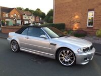 2005 (55) BMW M3 CONVERTIBLE FANTASTIC CONDITION
