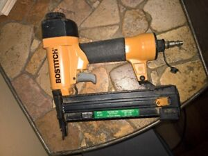 Bostich brad nailer air tool