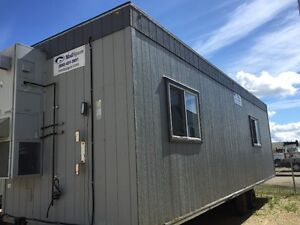 SALE *10X32 Wheeled Office Trailer*