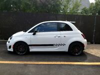 2012 Fiat 500 Abarth MOPAR Edition