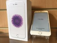 iPhone 6 Silver on EE Boxed