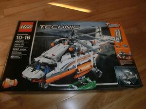 LEGO Technic 42052 Heavy Lift Helicopter - NEUF