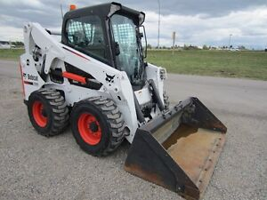 Bobcat S650 skid steer for sale! LOADED! ONLY $37,500.00!