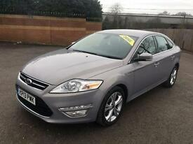 Ford Mondeo TITANIUM X STOP START