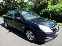 VAUXHALL VECTRA 1.9 CDTi - EXCLUSIV - 5 DOOR - BLACK