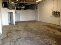 1 Bay For Rent