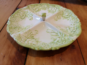 Tray plate bowl for dip