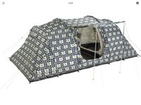 Orla kiely 4 man tent only used once