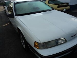 ford thunderbird 1989