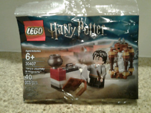 Harry Potter Lego Set w/Coupon  for Childs admission to Legoland