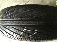ONE 95% NEW MICHELIN P215/60R15 93T